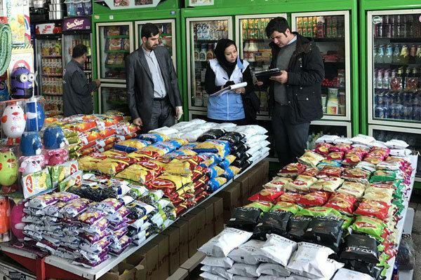 کشف 43 هزارکیلوگرم مواد غذایی فاسد در مشهد، 139 مرکز عرضه تعطیل شد