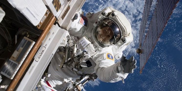 سفر به فضا باعث بروز مسائل بینایی می گردد
