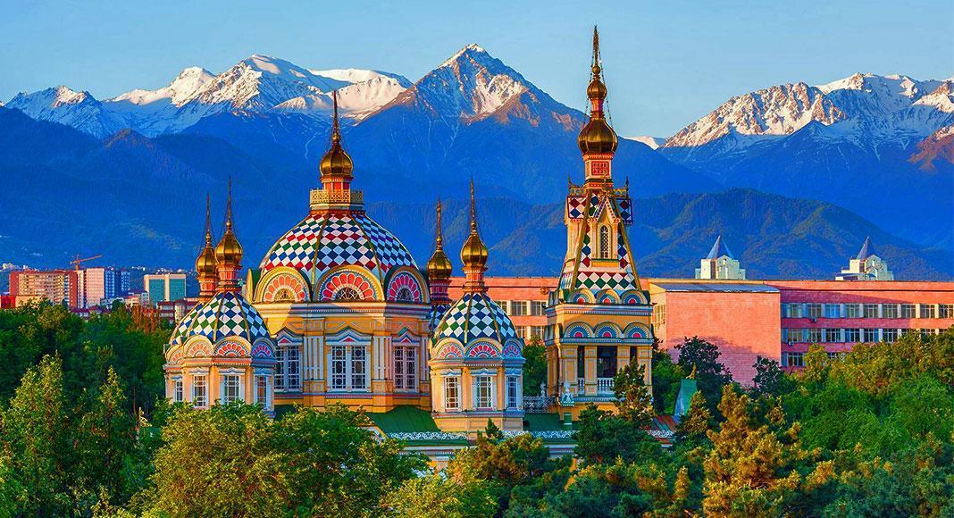 جاذبه های گردشگری آلماتی ؛ شهر هزار رنگ