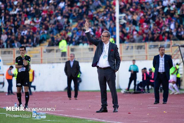 تراکتور با رده پنجمی لیگ را به خاتمه رساند، خداحافظ جرج لیکنز