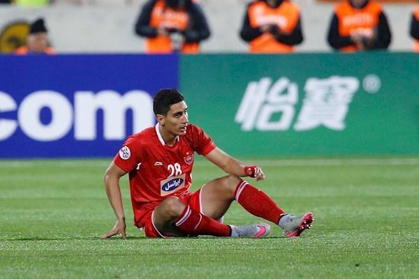نادری: امیدوارم بازی اصفهان به حاشیه کشیده نشود