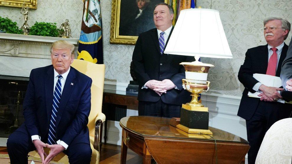 راه چاره نظامی سابق آمریکا به ترامپ برای مذاکره با ایران