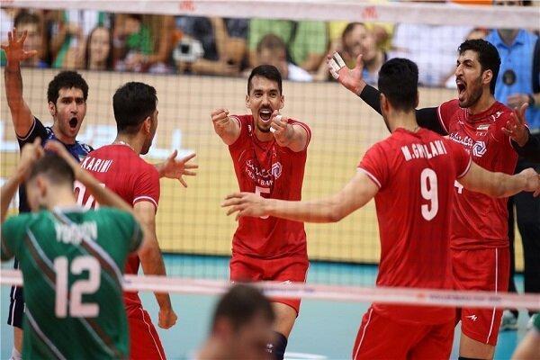 بازگشت ایران به صندلی دوم و حذف ایتالیا، برنامه مسابقات و جدول