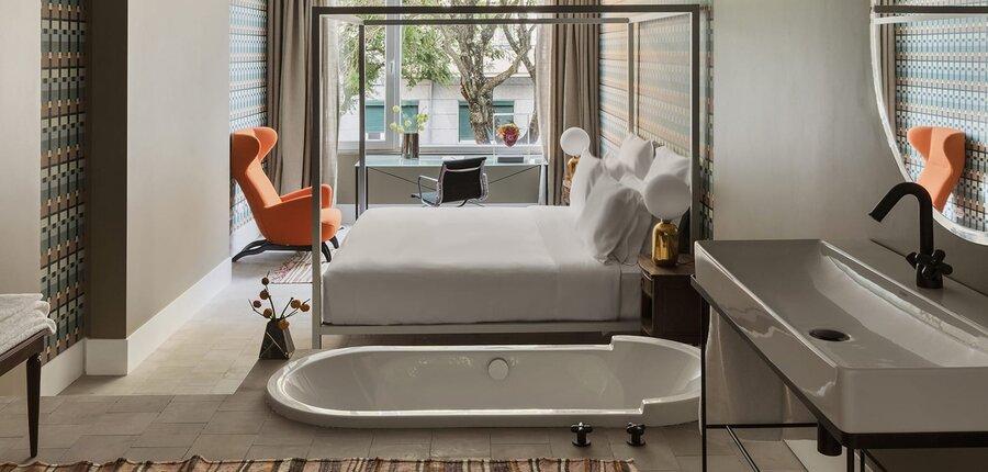 تصاویر و اسامی بهترین هتل های جهان به انتخاب آقا و خانم اسمیت ، از یک هتل تاریخی تا بهترین اسپا