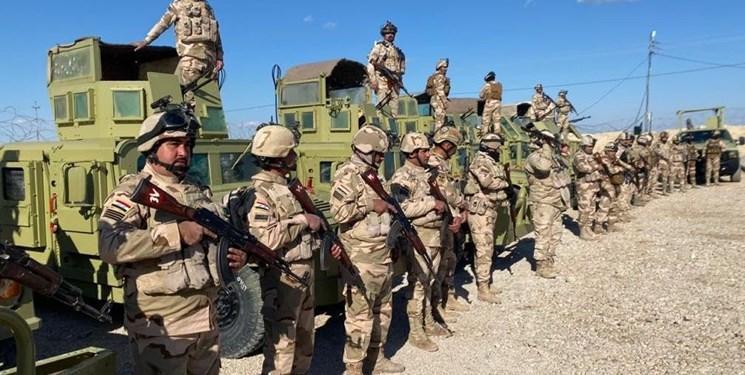 عراق در عملیات أبطال العراق، آمریکا را کنار گذاشت
