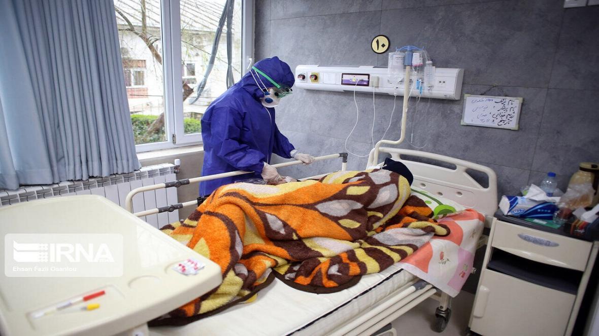 159 تن به خاطر عفونت حاد تنفسی در شاهرود بستری هستند